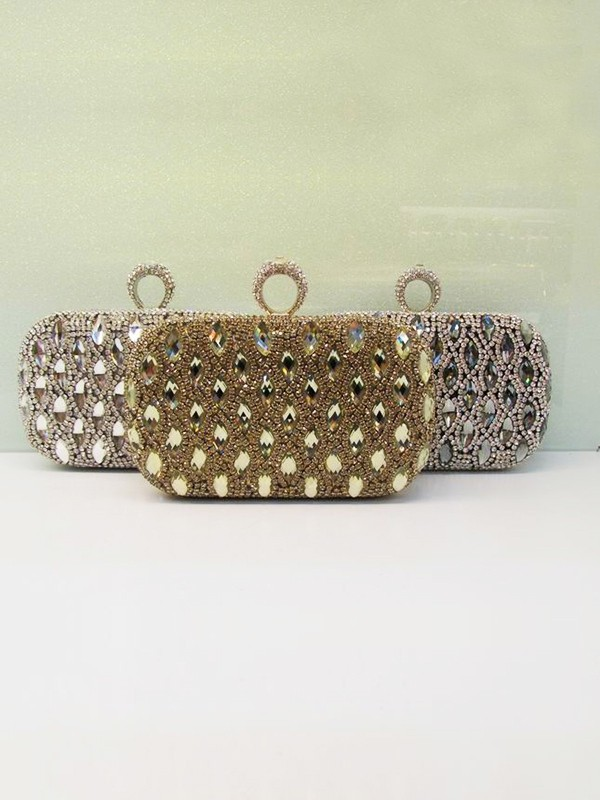 Rhinestones Evening Handbags UK (BB0012044A7)