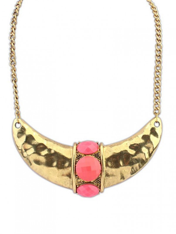 Occident Exotic Style Necklace