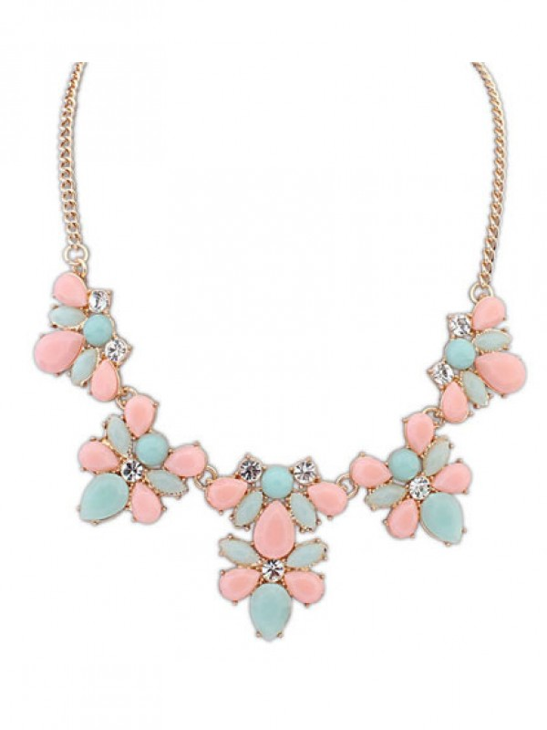 Occident Fresh all-match Sweet Necklace