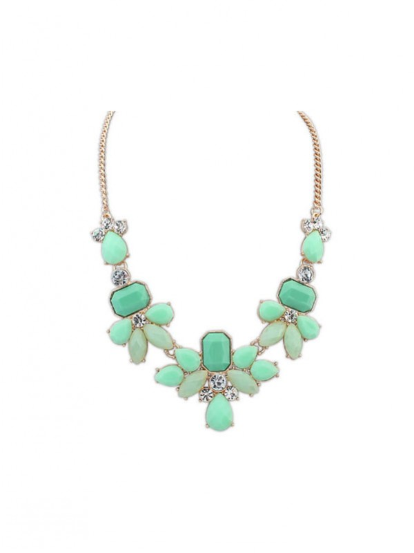Occident Street Shooting Sweet Simple Fashionable Necklace