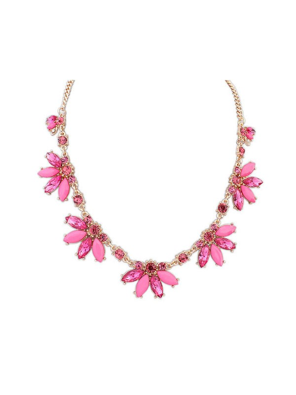Occident All-match Fresh Sweet Necklace