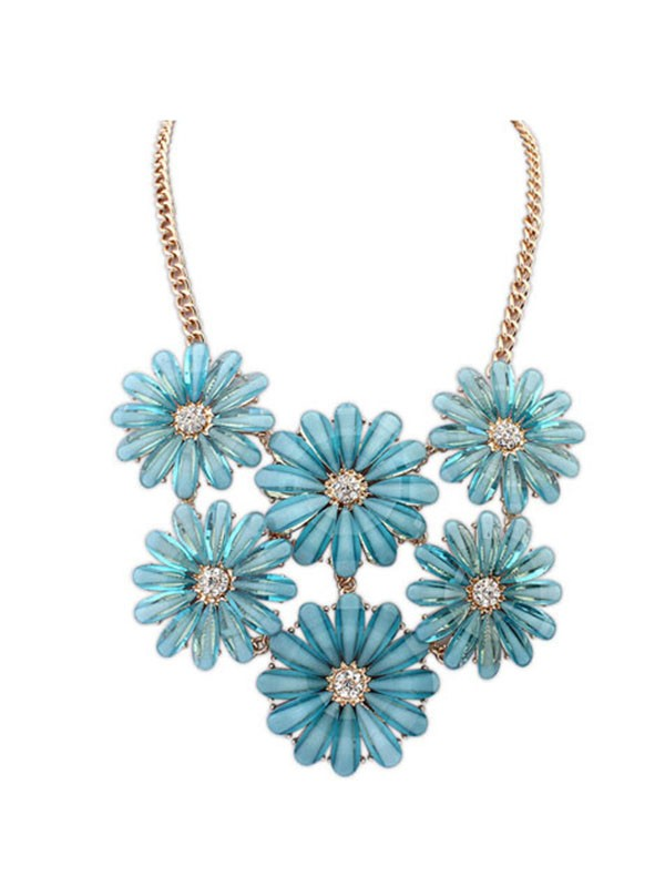 Occident Summer Style Fresh Necklace