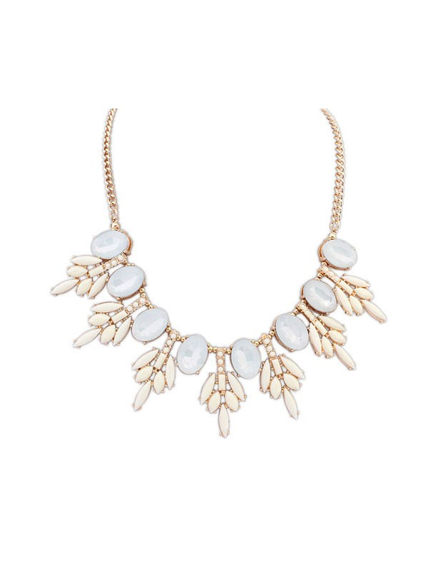 Occident Sweet Fashionable Street Shooting Necklace