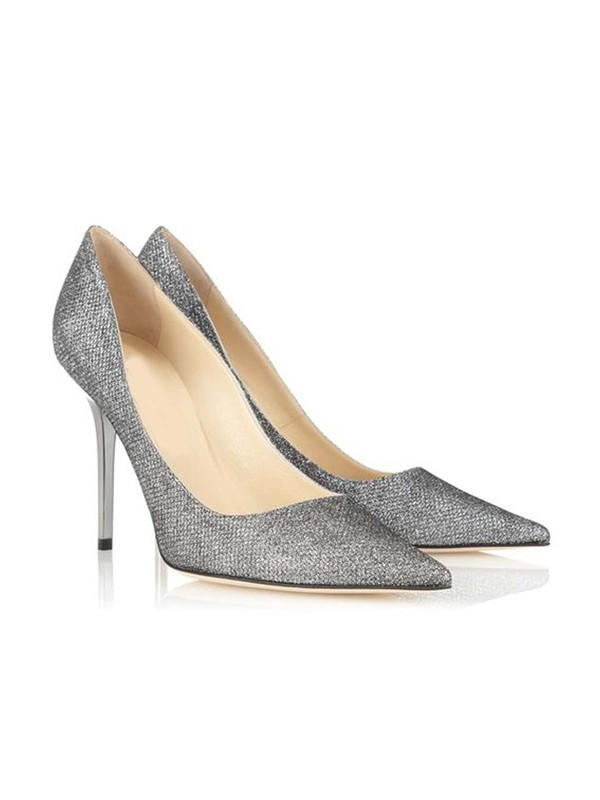 Women's Closed Toe Stiletto Heel Office & Career Shoes