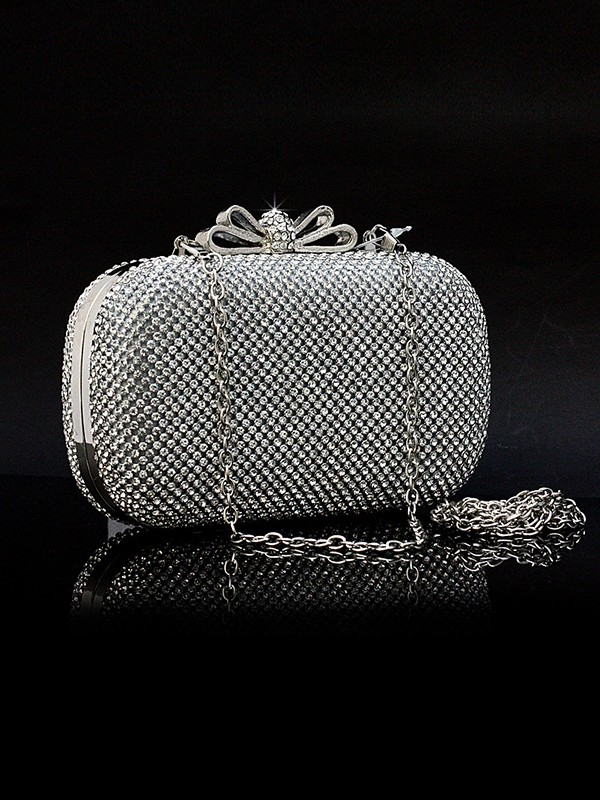 Rhinestones Evening Handbags UK (BB202123NA7)
