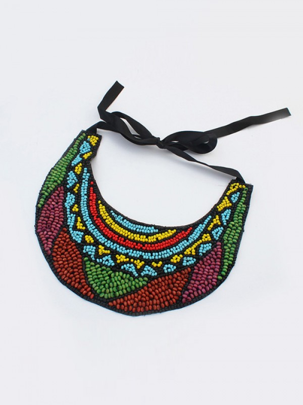Occident Exotic Personality Retro Necklace-14