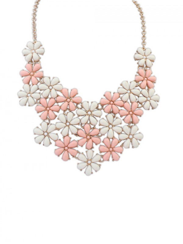 Occident Blooming Fresh Floret Necklace