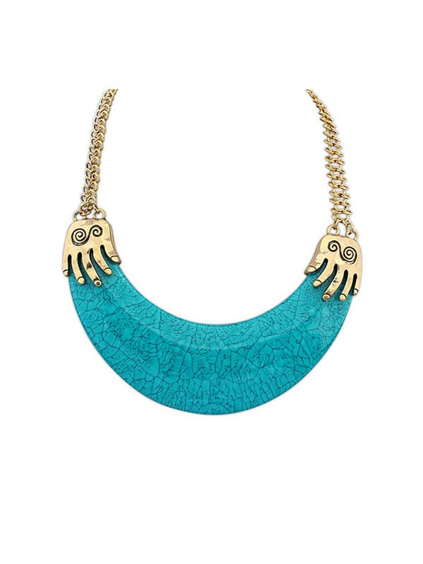 Occident Personality Exotic Necklace